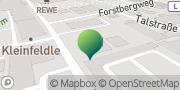 Karte GLS PaketShop Beilstein, Deutschland