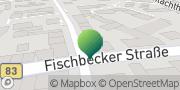 Karte GLS PaketShop Hameln, Deutschland