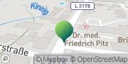 Karte GLS PaketShop Bad Soden-Salmünster, Deutschland