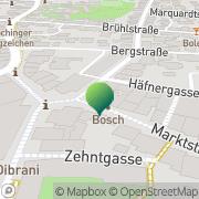 Karte GLS PaketShop Plochingen, Deutschland