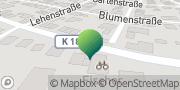 Karte GLS PaketShop Remshalden, Deutschland