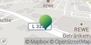 Karte GLS PaketShop Homberg (Ohm), Deutschland
