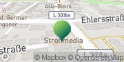 Karte GLS PaketShop Friedrichshafen, Deutschland