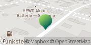 Karte GLS PaketShop Bad Saulgau, Deutschland