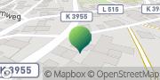Karte GLS PaketShop Ravenstein, Deutschland