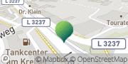 Karte GLS PaketShop Kassel, Deutschland