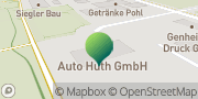 Karte GLS PaketShop Lohr a.Main, Deutschland