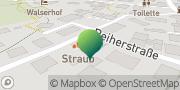 Karte GLS PaketShop Merseburg, Deutschland