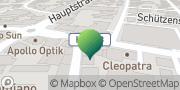 Karte GLS PaketShop Eislingen/ Fils, Deutschland
