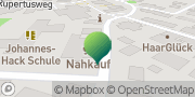 Karte GLS PaketShop Petersberg, Deutschland