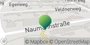 Karte GLS PaketShop Schwäbisch Hall, Deutschland