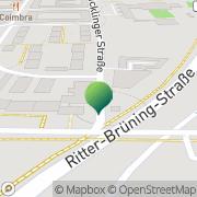 Karte AS Dienstleistungs Hannover, Deutschland
