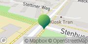 Karte GLS PaketShop Hannover, Deutschland