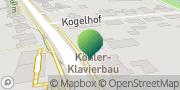 Karte GLS PaketShop Göttingen, Deutschland