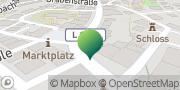 Karte GLS PaketShop Heubach, Deutschland