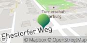 Karte GLS PaketShop Hamburg, Deutschland