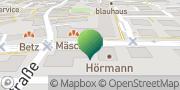 Karte GLS PaketShop Ulm, Deutschland