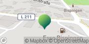 Karte GLS PaketShop Bispingen, Deutschland