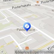 Kartta Veksi Ostaa/Myy/Vaihtaa Turku, Suomi