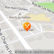 Carte de S.O.C. S.A. Le Haillan, France