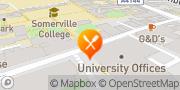 Map Strada - Oxford Oxford, United Kingdom