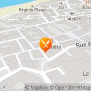 Carte de ETCHART Saint-Jean-de-Luz, France