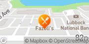 Map Fazoli's Lubbock, United States