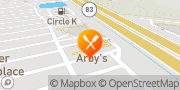 Map Arby's Parker, United States