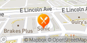 Map Sonic Drive-In Parker, United States