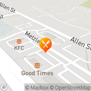 Map A & W Castle Rock, United States