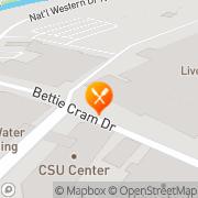 Map Stockyard Inn Denver, United States
