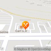 Map Carl's Jr Tucson, United States
