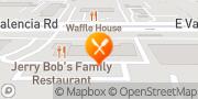 Map Pizza Hut Tucson, United States