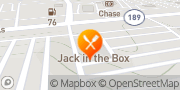 Map Jack in the Box Nogales, United States