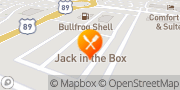 Map Jack in the Box Page, United States