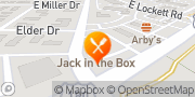 Map Jack in the Box Flagstaff, United States