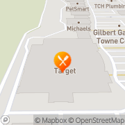 Map Pizza Hut Express Mesa, United States