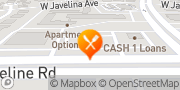 Map Jack in the Box Mesa, United States