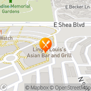 Map Ling & Louie's Asian Bar and Grill Scottsdale, United States