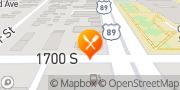Map Arby's Salt Lake City, United States