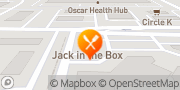 Map Jack in the Box Tempe, United States