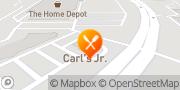 Map Carl's Jr. Scottsdale, United States