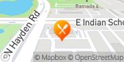 Map McDonald's Scottsdale, United States