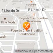 Map Fogo de Chão Brazilian Steakhouse Scottsdale, United States