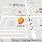 Map Denny's Glendale, United States