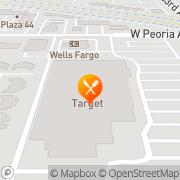 Map Pizza Hut Express Glendale, United States