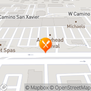 Map Genghis Grill - Arrowhead Glendale, United States