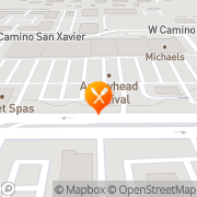 Map Baja Fresh Mexican Grill Glendale, United States