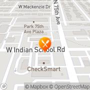 Map La Tablita Phoenix, United States