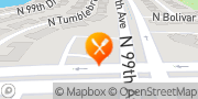 Map Jack in the Box Sun City, United States